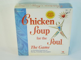 Chicken Soup for the Soul 1999 Board Game Cardinal NEW SEALED @@ - $24.75