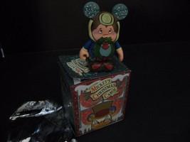 "Disney 3"" Vinylmation Mickey's Christmas Carol Beggar Mole New in Box - $14.01"