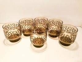"""Vintage Libbey """"Prado"""" Glassware - circa 1970s - Set of 6 - $7.99"""
