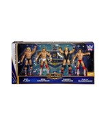 WWE Hall of Fame Four Horsemen Figure 4 Pack Ric Flair Arn Anderson NEW - $39.99