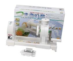 Chiba Turning slicer: Manual Tsumakirikun : Vegetable Slicer - $245.81