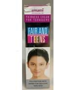 Emami 50ml Fair and Teens Fairness Cream - $9.50