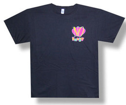 No Doubt-Tragic Kingdom Logo-Black Lightweight T-shirt - $13.99