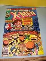 Uncanny X-Men #123 Original Marvel Comic Book from 1979 Spider-Man / Sto... - $17.99