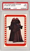 1977 Topps Star Wars Pegatinas #41 PSA 9 - €26,12 EUR