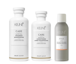 Keune Care Superior Shine Trio