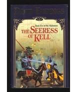 The Seeress of Kell  Book 5 Malloreon David Eddings 1991 1st - $5.93