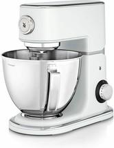 WMF Profi Plus Robot Of Kitchen 169.1oz Metallic White 1000W Swivel Stai... - $690.74