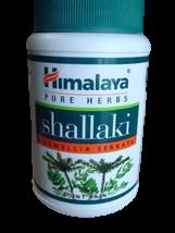 Himalaya Shallaki Boswellia 60 Capsules Joint Pain Pure Herbs - $8.45