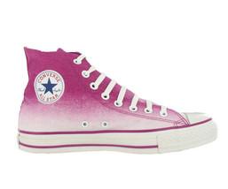 Converse Chuck Taylor A/s Gradiated Hi Raspberry Mens 5 Woomens 7 Shoe  - $39.85