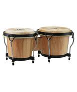 "Tycoon Bongo Drums/Ritmo Series/natural Finsh 6"" and 7"" Shells - $64.99"