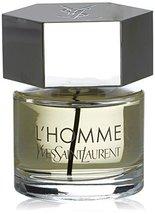 Yves Saint Laurent  L'homme Yves Saint Laurent For Men. Eau De Toilette ... - $60.76