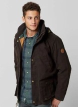 $298 TIMBERLAND MEN'S MOUNT DAVIS 3-IN-1 WAXED CANVAS JACKET A1C9Q. SIZE:M - $169.00