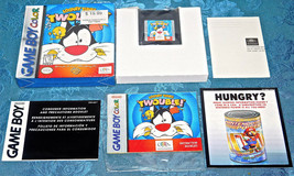 Nintendo Gameboy Colore Game Boy Looney Tunes Twouble Gioco Completo Cib... - $27.46