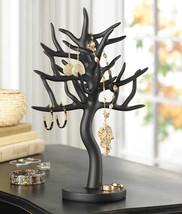 Polyresin Black Tree Jewelry Holder - $34.99