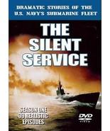 SILENT SERVICE TV SERIES - $64.33