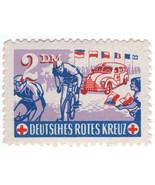 (I.B-CKK) Germany Cinderella : Red Cross Fund 2DM (ambulance) - $8.74