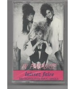 In Paradise by Laissez Faire Cassette 1991 Metropolitan Freestyle (Sealed) - $4.95