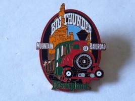 Disney Trading Pins 183 DL - 1998 Attraction Series - Big Thunder Mountain Railr - $32.73