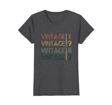 Tee shirts -  Vintage 1982- 36 Years Old 36th Birthday 1982 Gift T-shirt... - $19.95+