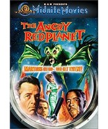 The Angry Red Planet (1960) DVD - $5.95