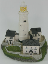 The Danbury Mint Start Point Lighthouse Dartmouth England VGC - EXC - $14.46