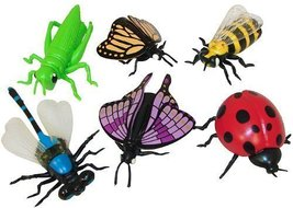 Fun Express Insect Finger Puppets 12ct Toy - $8.72