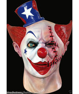 Cirkus Klown Mask Evil Circus Killer Clown Halloween,Horror Mask - $41.84