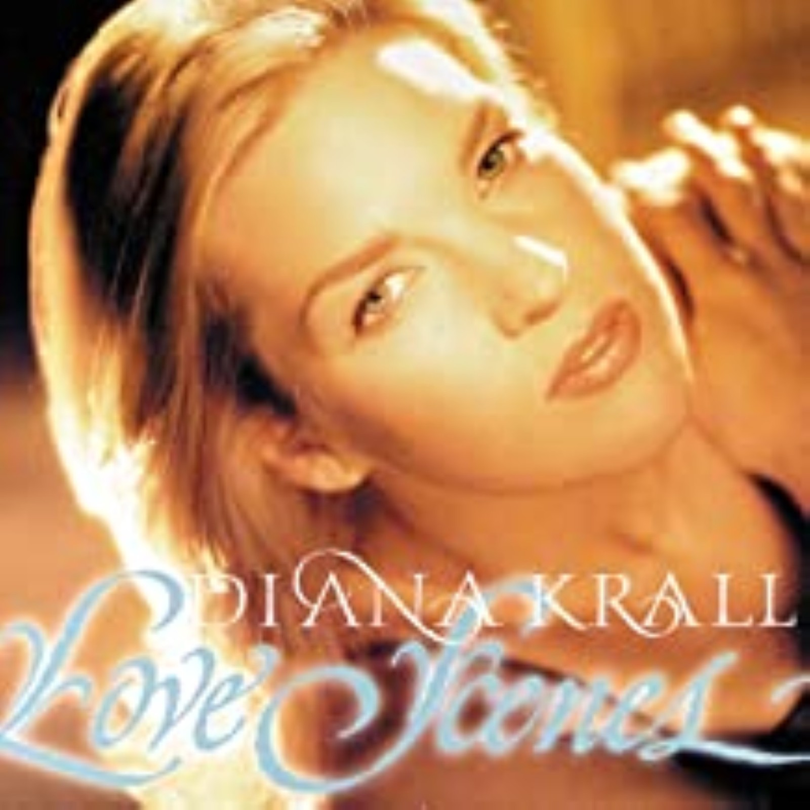 Love Scenes by Diana Krall and Christian McBride Cd