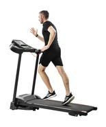 Foldable Intelligent Treadmill Walking Running Home Exercise Machine - $442.66