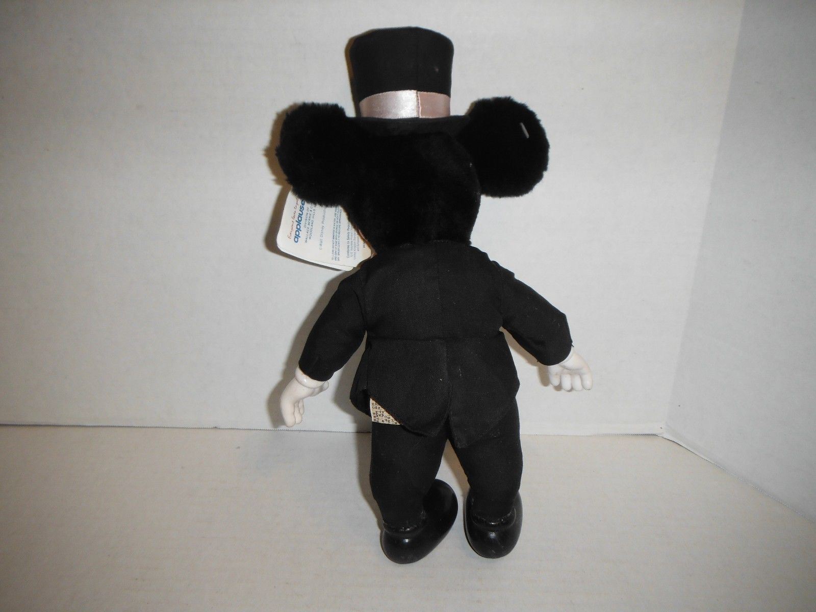 """12"""" Walt Disney's My Name Is Mickey Mouse Doll - Applause Wallace Berrie & Co"""
