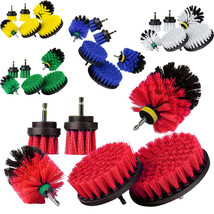 6Pcs Power Scrubber Cleaning Accessories Cleaner Combo Tool Kit Hand Too... - $29.60