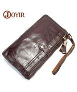 Double zipper men wallets designer business male wallet fashion coin purse card holder thumbtall