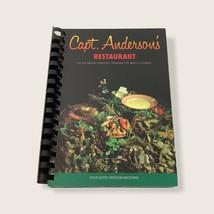 Capt Anderson's Restaurant Cookbook Spiral Bound Patronis Brothers Florida - $14.95