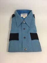 NEW Elbeco Tropical II Perma Press Officer Uniform Shirt Size 15.5 - 33 LS - $14.99