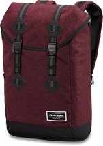 Dakine TREK II 26L Mens Skate Laptop Backpack Bag Bordeaux NEW 2018 Sample - $65.00