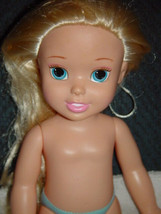 """Disney Princesses Cinderella Doll 14"""" Tall No Clothes Doll Only - $16.00"""