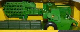 John Deere TBE45220 348 Square Baler 4 Bales Hay Rotating Pick Up Teeth image 3