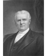 EUGENE KELLY Ireland Born New York Banker Merchant - 1895 Portrait Antiq... - $12.29