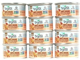 12 Cans Purina Beyond 3 Oz Simple Origins Chicken Shrimp & Carrot Pate C... - $22.99