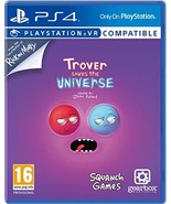 Trover Saves The Universe /ps4 #gjc - £36.17 GBP