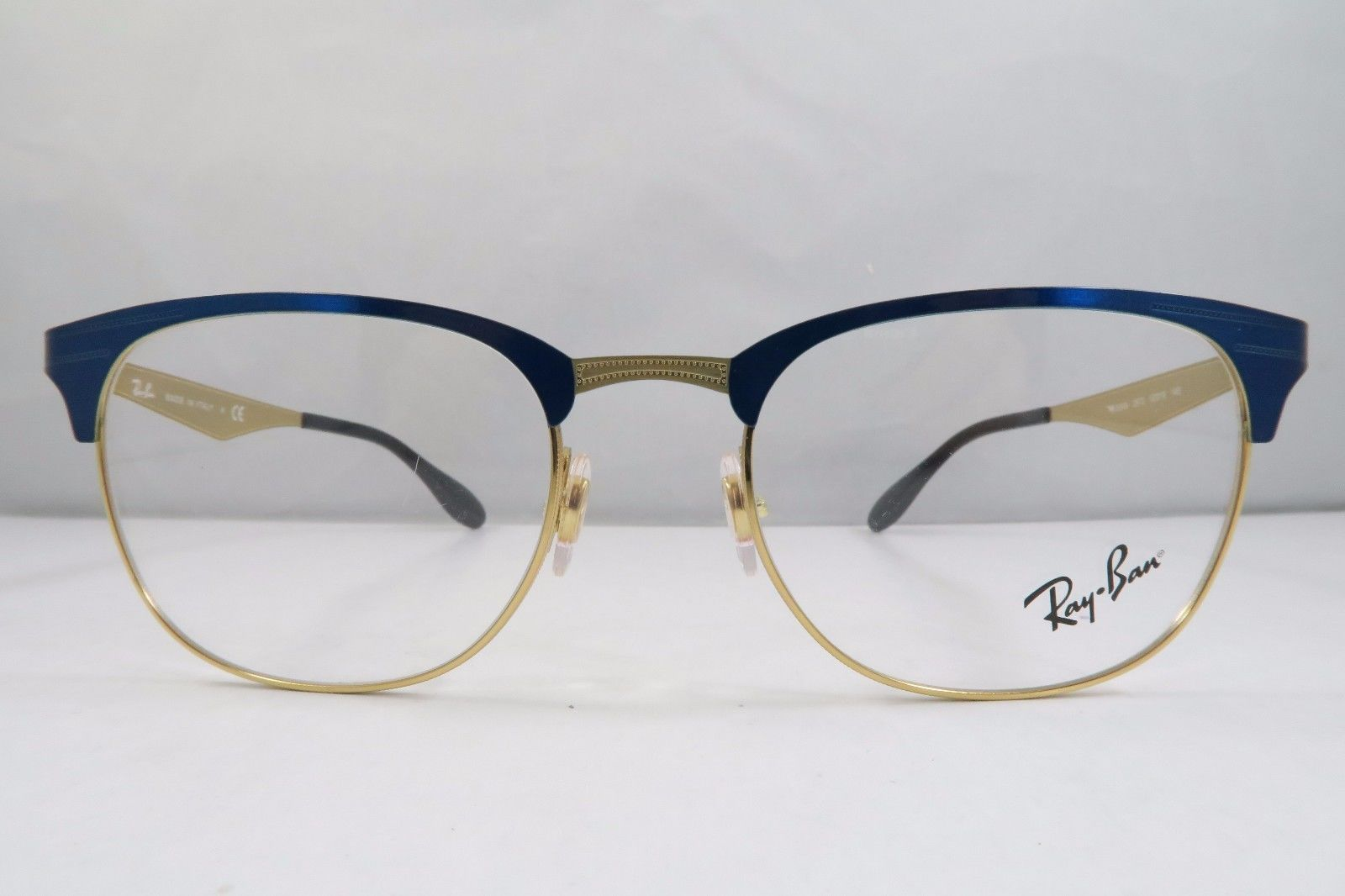 508b1f9b6d Ray-Ban RB 6346 2872 Blue-Gold New Authentic and 50 similar items. S l1600
