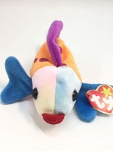 1 X Ty Beanie Babies - Lips the Fish by Beanie Babies - $5.30