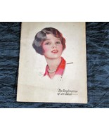 1925 Servel Corp refrigerator catalog, Earl Christy cover, Death Notices... - $13.99
