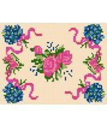 Latch Hook Pattern Chart: READICUT #108 Roses a... - $6.95