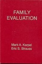 Family Evaluation Karpel, Mark A. image 2