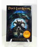Pans Labyrinth (DVD, 2007) Written and directed by Guillermo del Toro NE... - $9.95