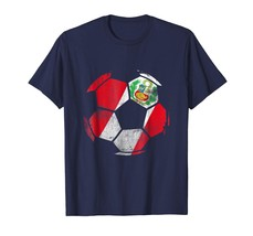 New Shirts - Peru Soccer Team Novelty Tshirt Men Boys & Football Fan Gif... - $19.95+