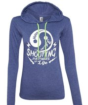 Husband And Wife Shooting Partners Of Life T Shirt, Just Married T Shirt (Anvil  - $37.99+