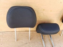 17-19 Kia Soul Rear Back Cloth 3 Headrests Headrest Set  image 3